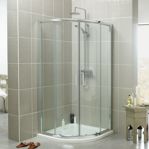Harrington 900mm Quadrant Shower Pack