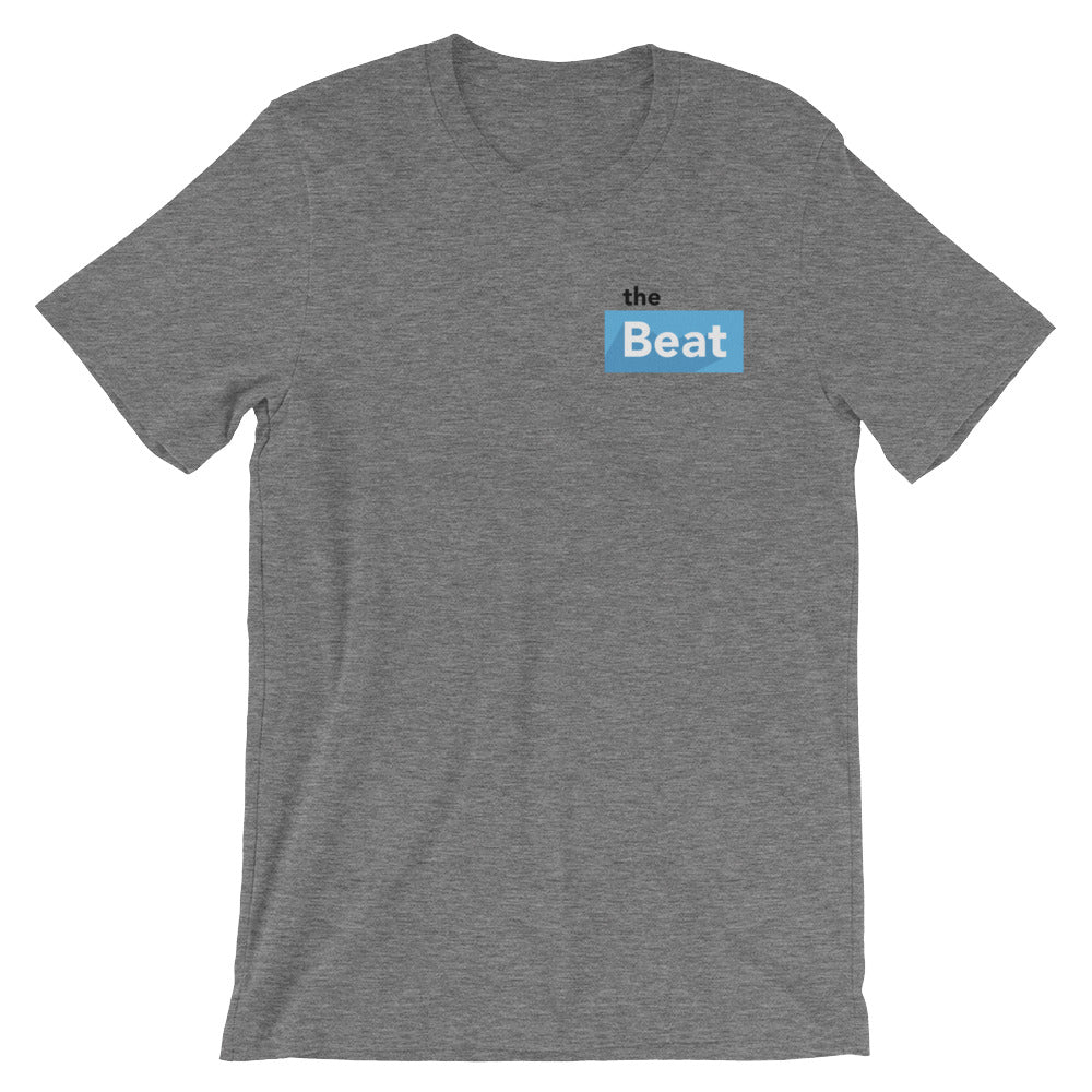 The Beat Short-Sleeve Unisex T-Shirt