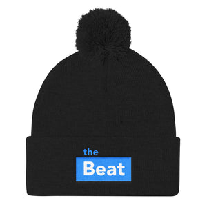 The Beat Pom Pom Knit Cap