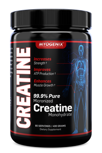 Myogenix Creatine 400 grams (80 servings)