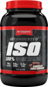 Myogenix Hydrolized Isolate 1.6lb