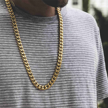 Cuban Link Chain 12 Mm