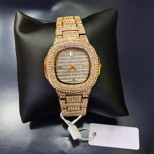 LDH Diamond Watch w/ 1mm Crystals