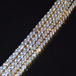 Premium Micro Diamond Tennis Chain