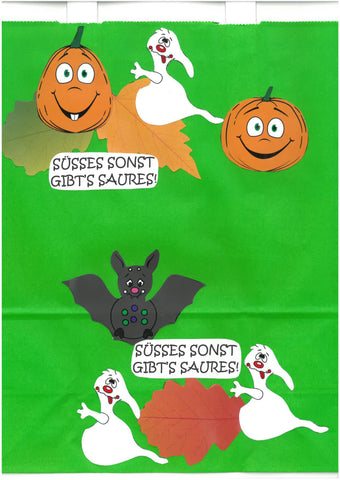 "Halloween ""Spuckys Shoppingbag"" - hallokindershop"