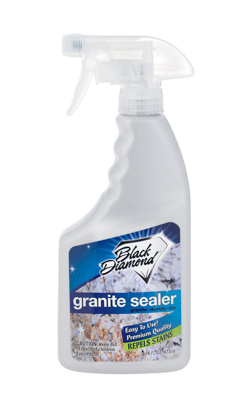 GRANITE SEALER 16OZ | OP NOTES OM: 6; (NO SPECIAL NOTES)