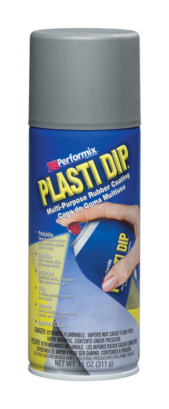 PLASTI DIP SPRY 11OZ GRY | OP NOTES OM: 1; (NO SPECIAL NOTES)