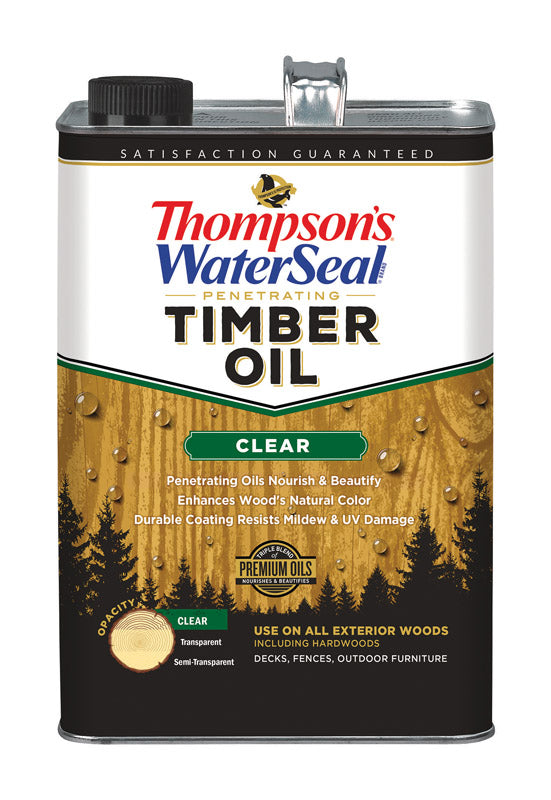 TIMBER OIL TRNS CLR GL | OP NOTES OM: 4; (NO SPECIAL NOTES)