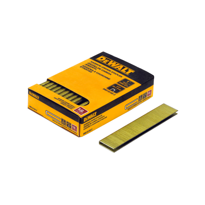 "STAPLES 18GA 1/4""X1""2.5K 