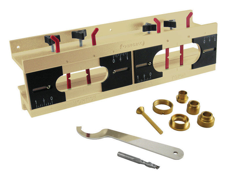 MORTISE TENON JIG EZ PRO | OP NOTES OM: 1; (NO SPECIAL NOTES)