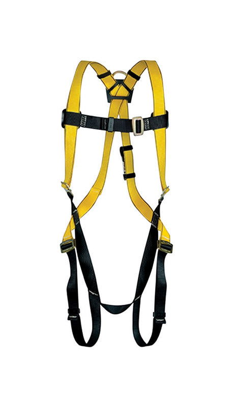 SAFETY HARNESS ADJST YLW | OP NOTES OM: 1; AN2 QPP: 1; (NO SPECIAL NOTES)