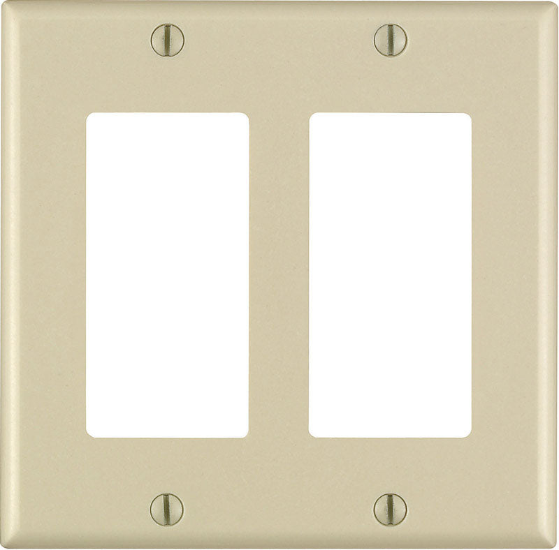 DECORA WALLPLATE 2G IV | OP NOTES OM: 1; AN2 QPP: 1; (NO SPECIAL NOTES)