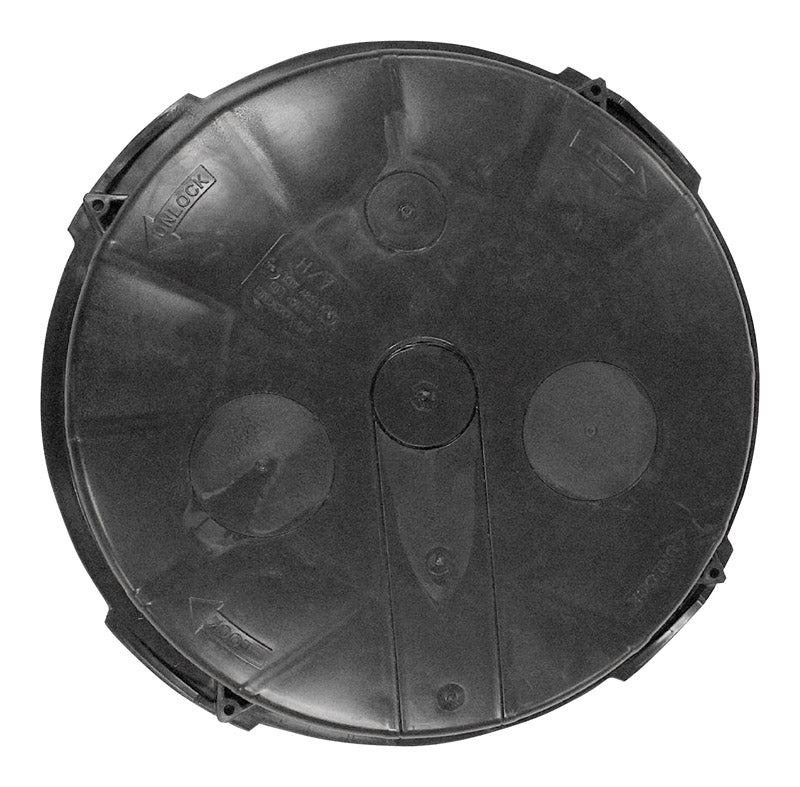 "LID SUMP BASIN 18"" POLY 