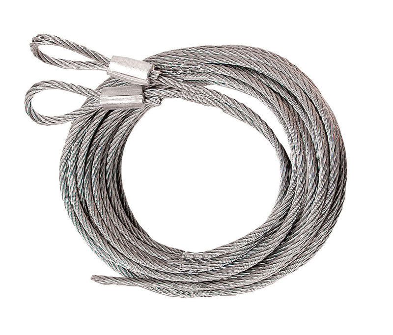 "CABLE GARAG 3/32""X12'CD2 