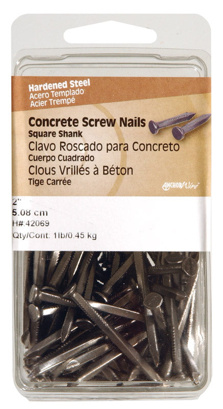 "CONCRETE NAIL 1-1/2"" 1LB 