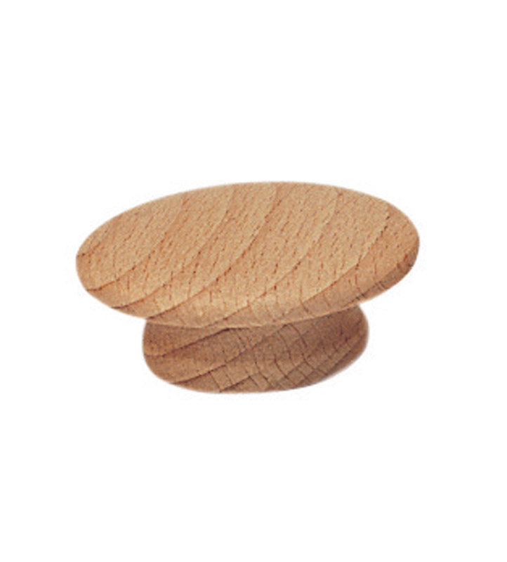 "KNOB WOOD 1-3/4""2PK921DP 