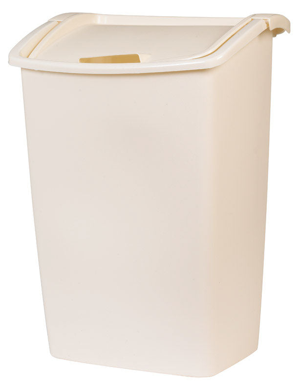 WASTEBASKET 45QT BISQUE | OP NOTES OM: 6; (NO SPECIAL NOTES)