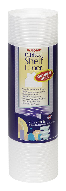 "LINER SHELF WHT 12""X20' 