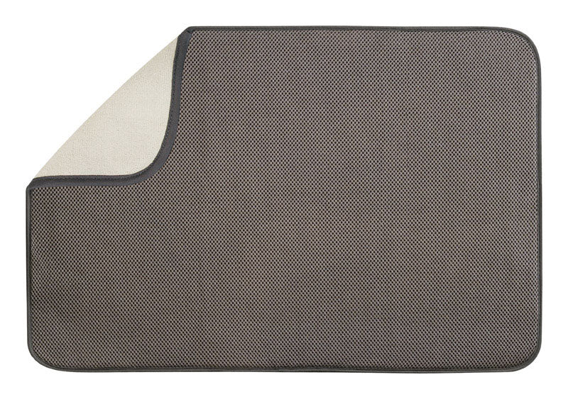 DRYING MAT MFBR MOCHA XL | OP NOTES OM: 1; (NO SPECIAL NOTES)