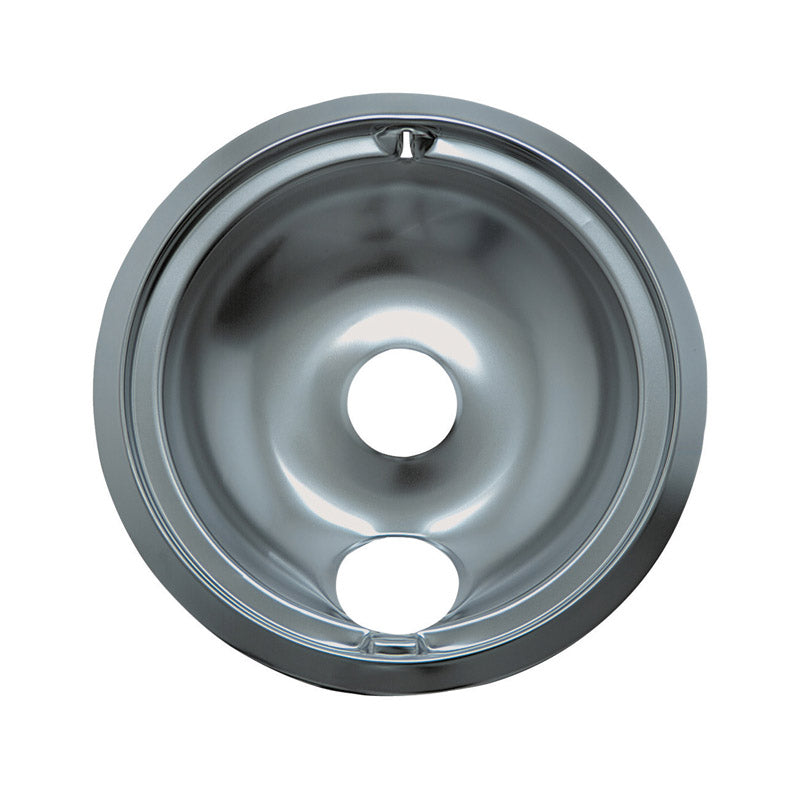 DRIP PAN CHRM STYLE B 8"
