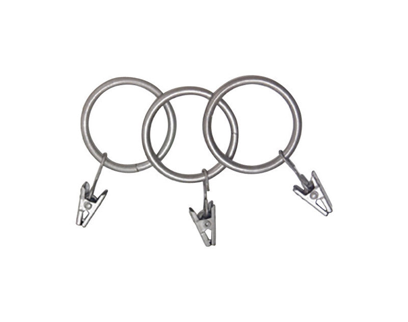 CLIP RINGS PEWTER 14PK | OP NOTES OM: 1; AN2 QPP: 4; AN3 TOTAL: 4 (NO SPECIAL NOTES)
