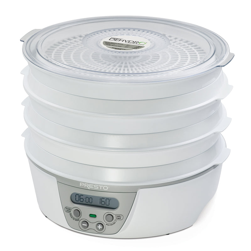 DIGITAL FOOD DEHYDRATOR | OP NOTES OM: 2; (NO SPECIAL NOTES)
