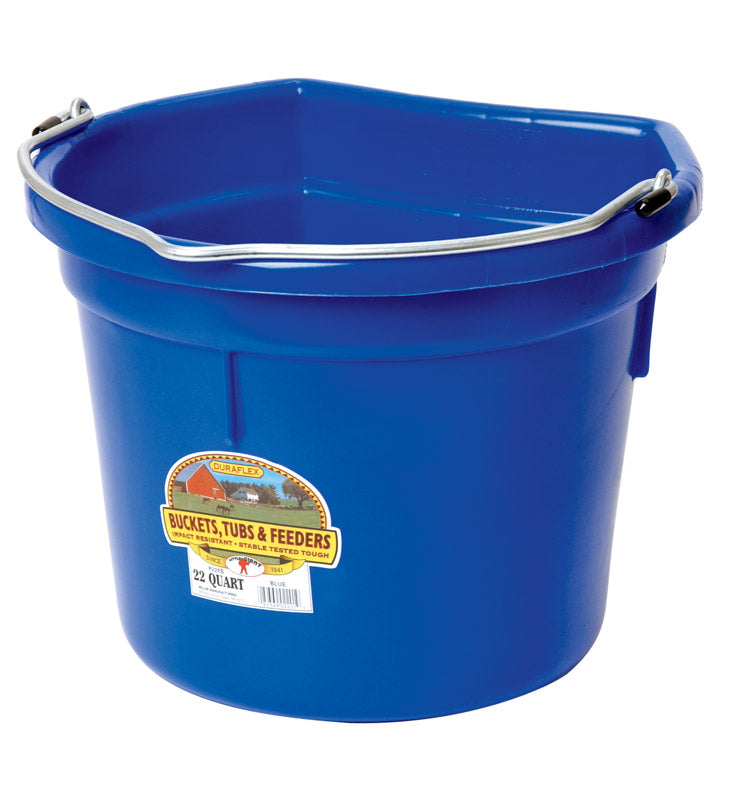 BUCKET BLU 22QT | OP NOTES OM: 1; (NO SPECIAL NOTES)