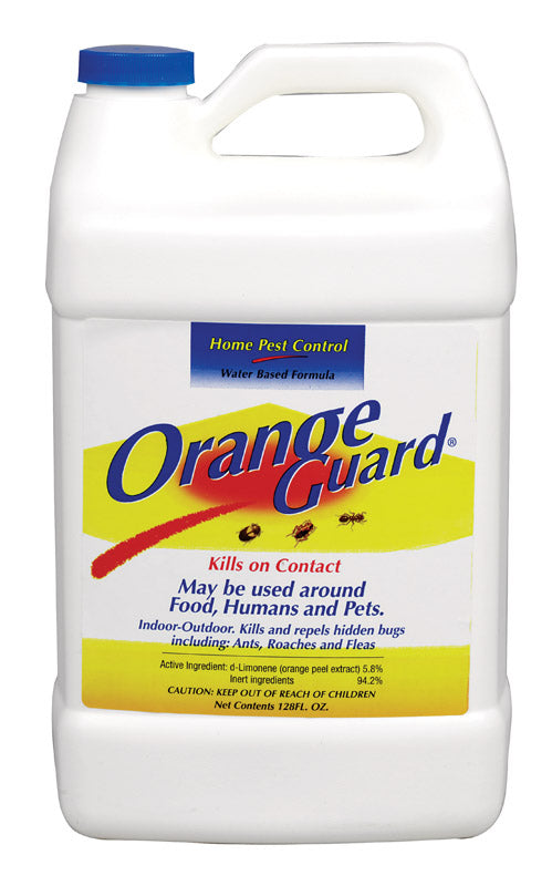 ORANGE GUARD GALLON | OP NOTES OM: 1; (NO SPECIAL NOTES)