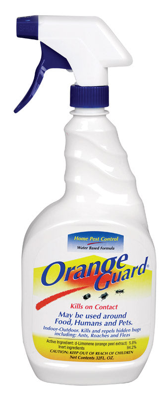 ORANGE GUARD 32 OZ | OP NOTES OM: 6; (NO SPECIAL NOTES)