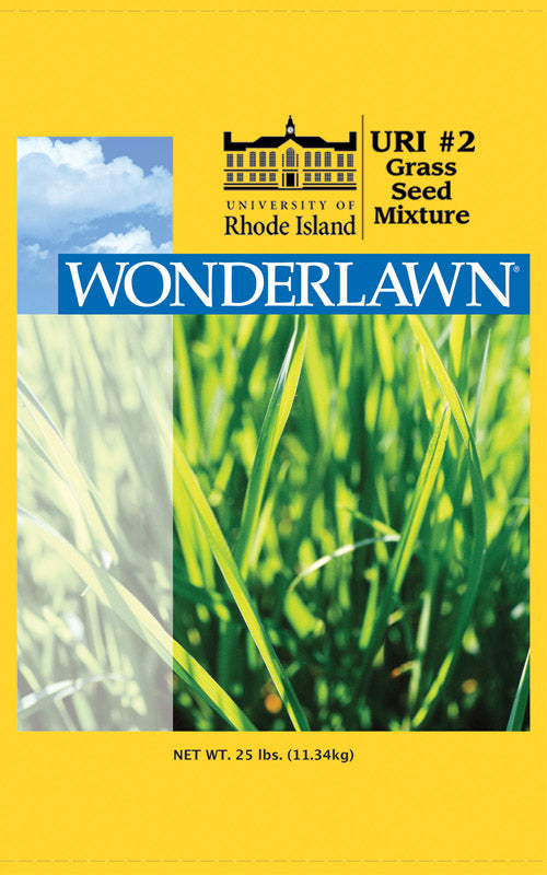 URI 2 LAWN SEED MIX 25LB | OP NOTES OM: 1; (NO SPECIAL NOTES)