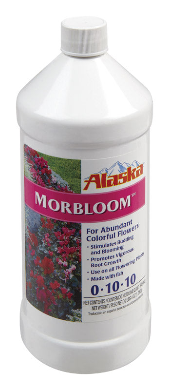 ALASKA MORBLOOM FERT QT | OP NOTES OM: 12; (NO SPECIAL NOTES)