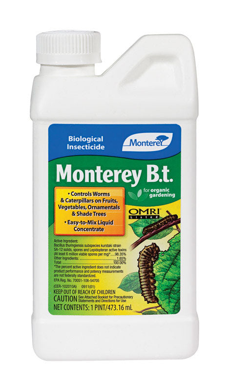 BIO INSECTICIDE 16OZ | OP NOTES OM: 1; (NO SPECIAL NOTES)