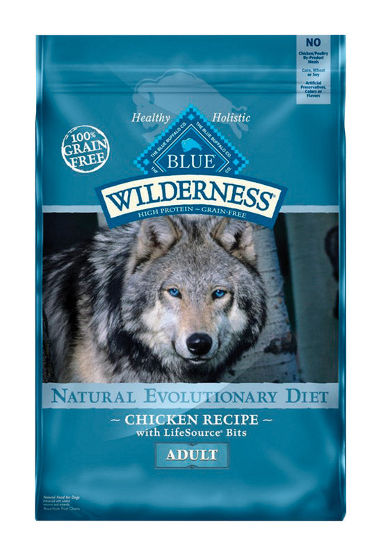 BLUE WILD DOG CHIX24LB | OP NOTES OM: 1; (NO SPECIAL NOTES)