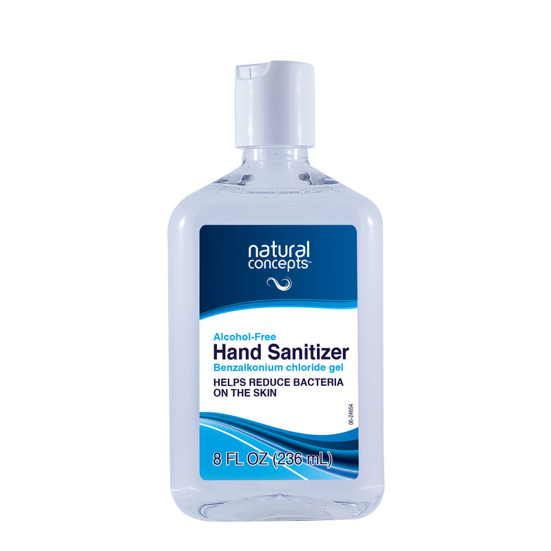 HAND SANITIZER 8OZ | OP NOTES OM: 12; (NO SPECIAL NOTES)