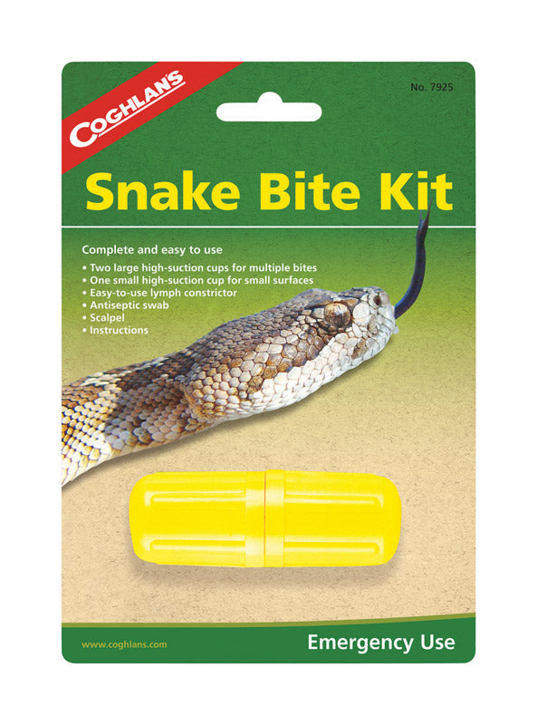 FIRST AID SNAKE BITE KIT | OP NOTES OM: 1; AN2 QPP: 1; (NO SPECIAL NOTES)