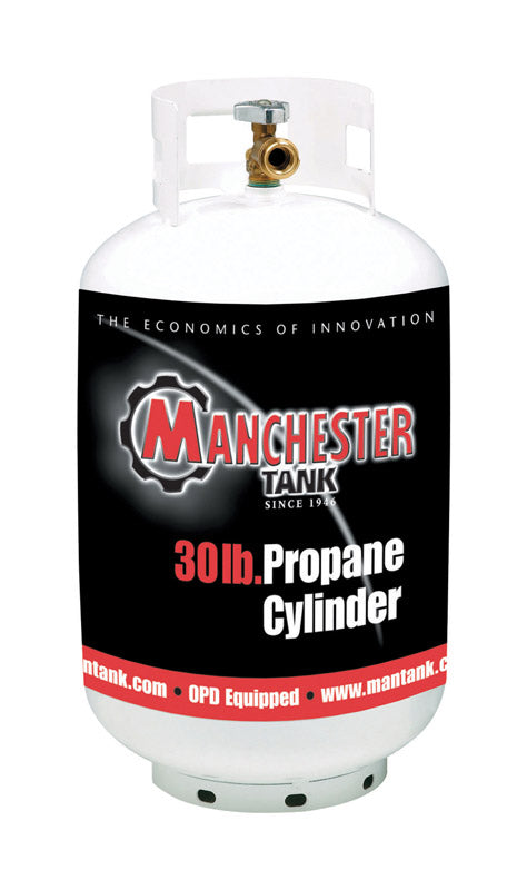 PROPANE CYLINDER 30LBS | OP NOTES OM: 1; (NO SPECIAL NOTES)