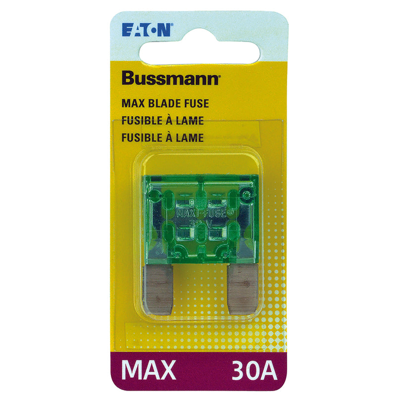 FUSE AUTOMOTIVE 30AMP | OP NOTES OM: 1; AN2 QPP: 1; (NO SPECIAL NOTES)