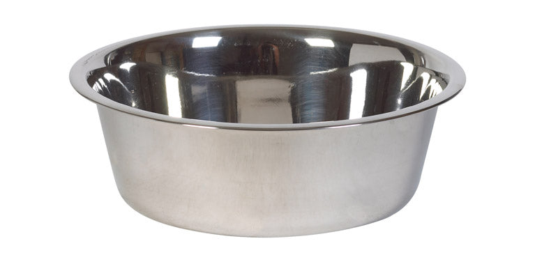 PET DISH 3QT STNLS STEEL | OP NOTES OM: 1; (NO SPECIAL NOTES)