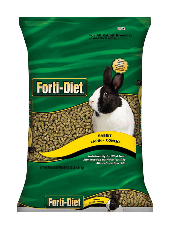 KAYTEE RABBIT FOOD 10LB | OP NOTES OM: 1; (NO SPECIAL NOTES)