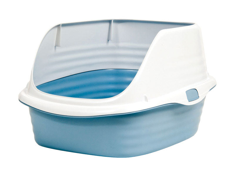 WAVE RIMMED LITTER PAN | OP NOTES OM: 1; AN2 QPP: 1; (NO SPECIAL NOTES)