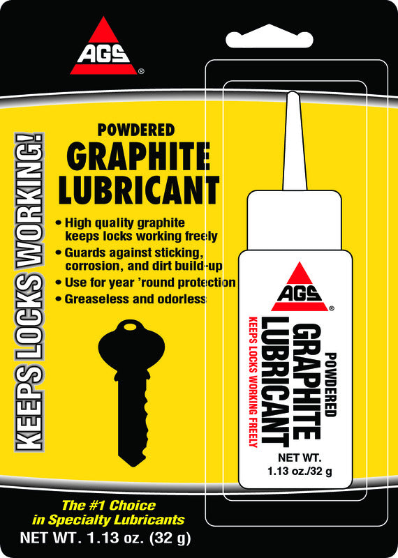 LUBE GRAPHTE PWDR1.13 OZ | OP NOTES OM: 1; AN2 QPP: 1; (NO SPECIAL NOTES)