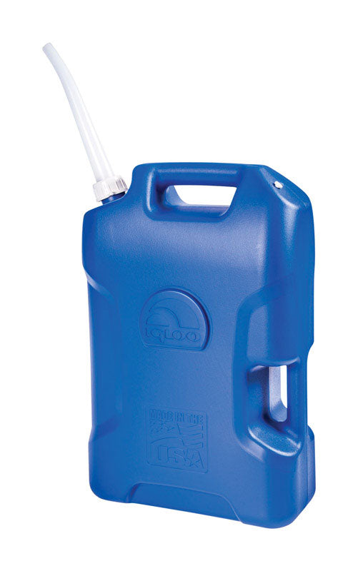 WATER CONTAINER 6GAL BLU | OP NOTES OM: 1; (NO SPECIAL NOTES)