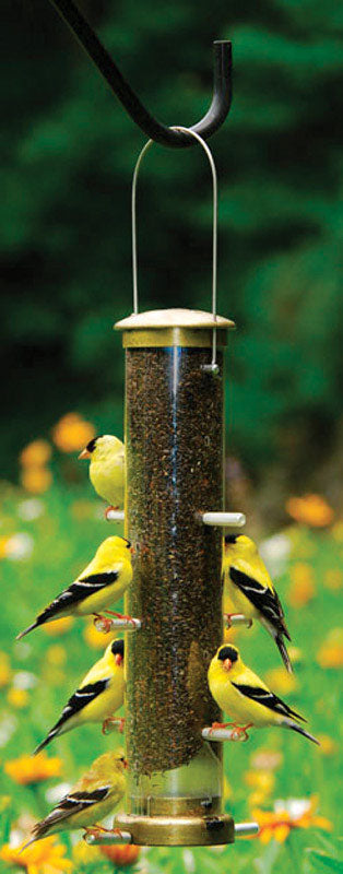 TUBE BIRD FEEDER 8PORTS | OP NOTES OM: 1; (NO SPECIAL NOTES)