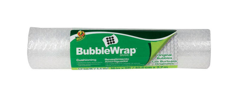 "WRAP BUBBLE 16""X9' 