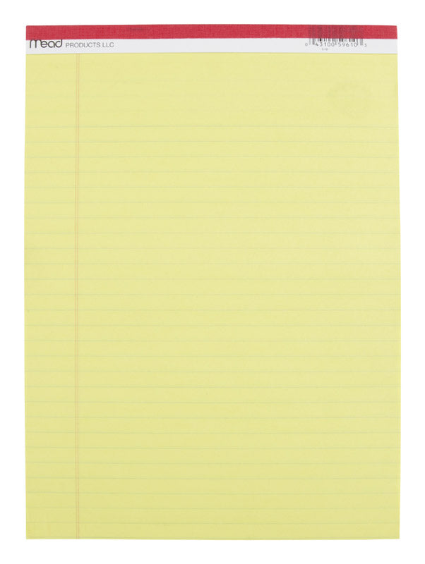 "PAD LEGAL 8.5X11.75""50CT 