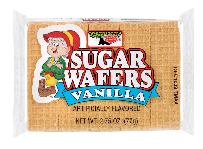 VANILLA SUGAR WAFERS | OP NOTES OM: 12; (NO SPECIAL NOTES)