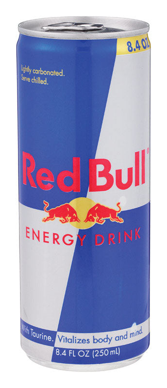 RED BULL ENRGY DRNK8.4OZ | OP NOTES OM: 24; (NO SPECIAL NOTES)