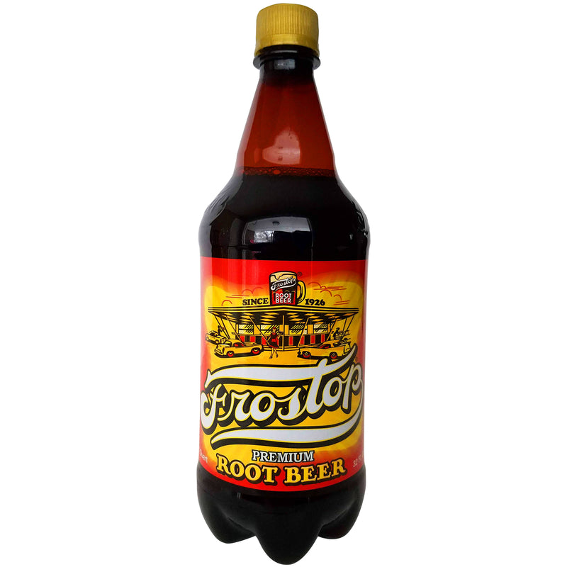 FROSTOP ROOT BEER SODA | OP NOTES OM: 15; AN2 QPP: 1; (NO SPECIAL NOTES)