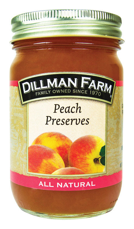 PEACH PRESERVES 16 OZ | OP NOTES OM: 6; (NO SPECIAL NOTES)