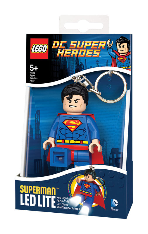 KEYLIGHT LEGO SUPERMAN | OP NOTES OM: 1; AN2 QPP: 1; (NO SPECIAL NOTES)